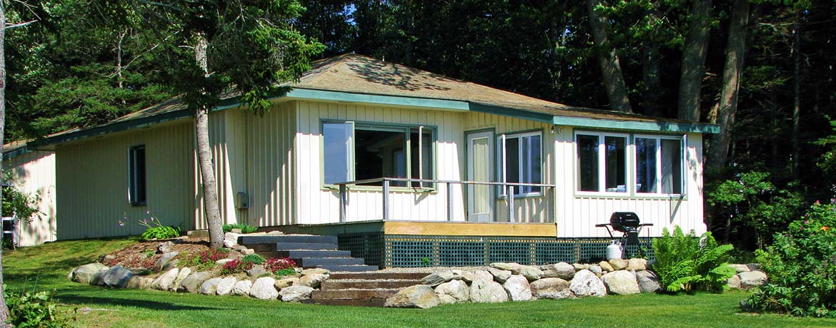 Founder's Cottage Rental