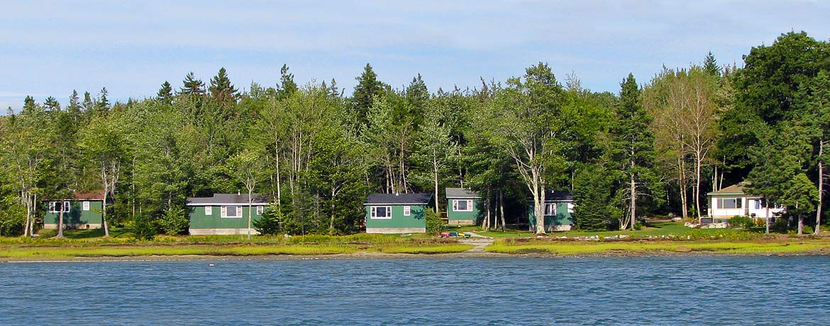 Windward Cottages in Bar Harbor, Maine